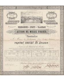 Cie du Pont de Clairac