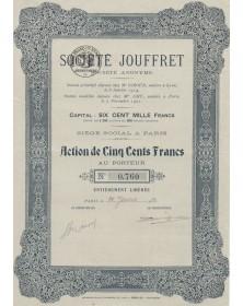Société Jouffret