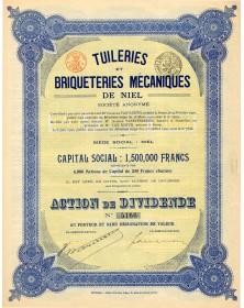 Tuileries et Briqueteries Mécaniques de Niel
