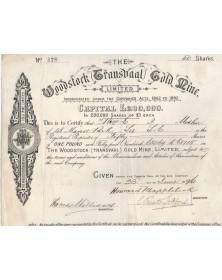 The Woodstock Transvaal Gold Mine Ltd