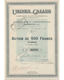 Usines Gallus