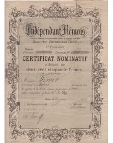 Indépendant Rémois (Newspaper)