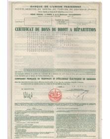Banque de l'Union Parisienne