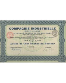 Compagnie Industrielle