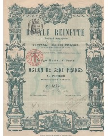 Royale Reinette