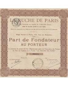 La Ruche de Paris