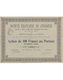 Société Française du Cinogène