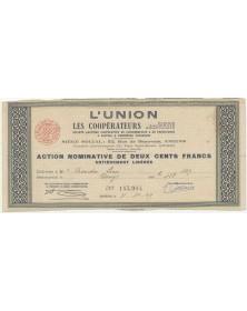 L'Union Les Coopérateurs
