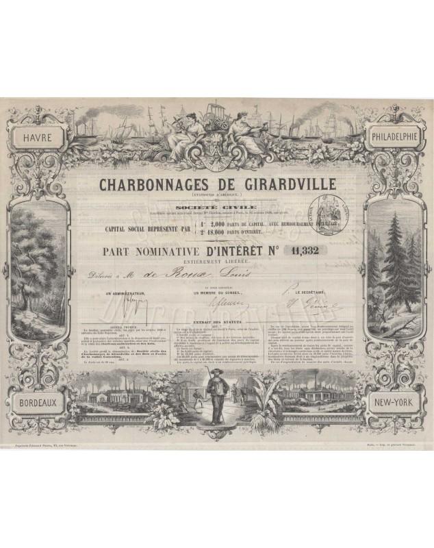 Charbonnages de Girardville Coal Mines