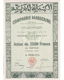 Cie Marocaine