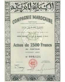 Compagnie Marocaine