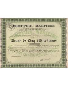 Comptoir Maritime
