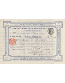 The Malmani Gold Syndicate, Ltd.