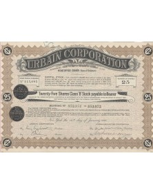 Urbain Corporation