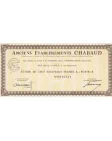 Anciens Ets Chabaud