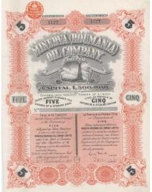 Minerva Oil Company