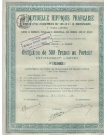 La Mutuelle Hipique Française