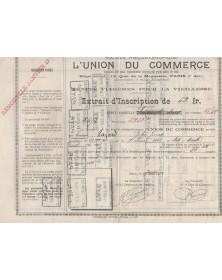 Sté Philanthropique L'Union Du Commerce