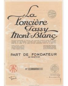 La Foncière Passy Mont-Blanc