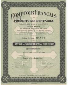 Comptoir Français de Fournitures Dentaires