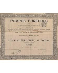 Pompes Funèbres de Chalon-sur-Saône