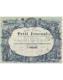 S.A. du Petit Journal