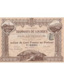 Cie des Tramways de Lourdes