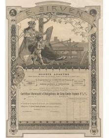 Sté B. Sirven (Imprimerie)