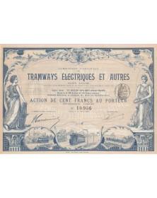 Cie Nationale de Tramways Electriques et Autres