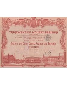 Cie des Tramways de l'Ouest Parisien