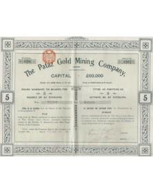 The Pataz Gold Mining Co.,Ltd.
