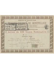 S.A. des Wagons-Foudres de Montpellier