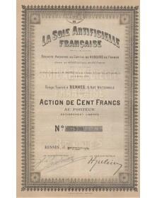 La Soie Artificielle Française