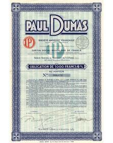 Paul Dumas