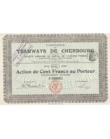 Cie des Tramways de Cherbourg