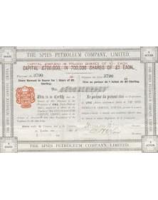 The Spies Petroleum Co., Ltd.