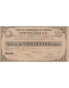 Union des Propriétaires de Vignobles BOUTELLEAU & Cie