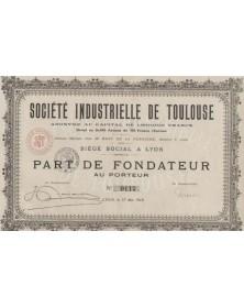 Sté Industrielle de Toulouse