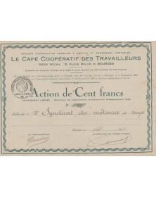 Le Café Coopératif des Travailleurs