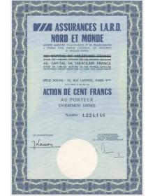 Assurances I.A.R.D. Nord et Monde