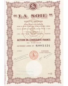 La Soie (Silk)