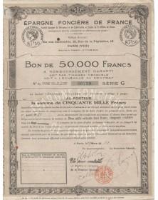 Epargne Foncière de France
