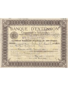 Banque d'Extension Commerciale et Industrielle
