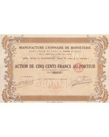 Manufacture Lyonnaise de Bonneterie