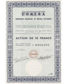 COMERA Cie Française du Meuble Rationnel