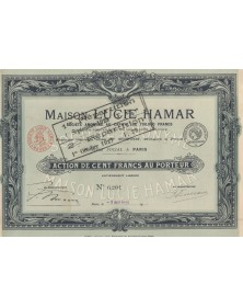 Maison Lucie Hamar