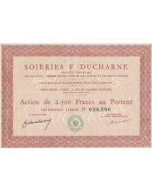 Soieries F. Ducharne