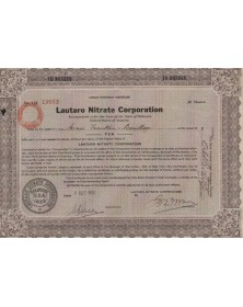 Lautaro Nitrate Corporation