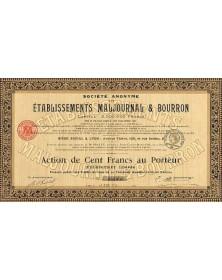 S.A. des Ets Maljournal & Bourron