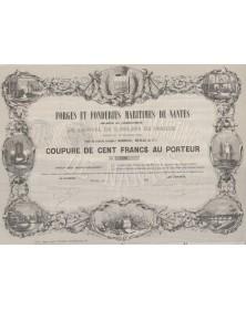 Forges et Fonderies Maritimes de Nantes